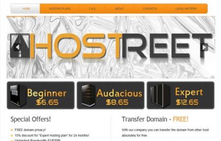 Diseño web y hospedaje web Costa Rica - Hostreet