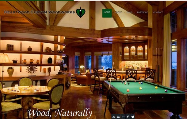 Heartwood Custom Woodworks