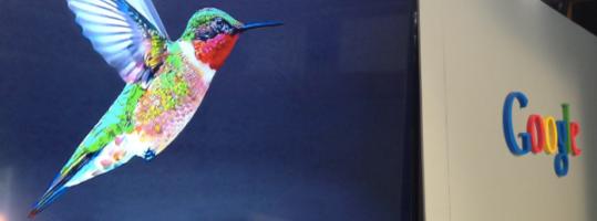 Hummingbird – El nuevo algoritmo de Google – Octubre 2013